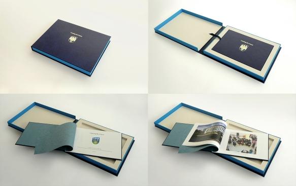 UCD Presidential Retirement Gift