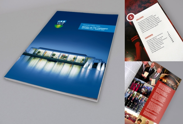 UCD Report of the President 2012 - 2013
